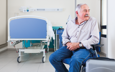Being discharged from hospital with ongoing care needs can be confusing and stressful for patients and carers